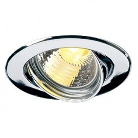 GU10 SP downlight chrom 50W